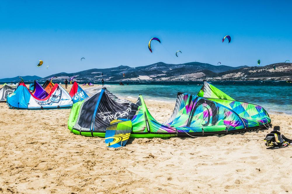 Paros Kite Pro Center, Paros, Greece