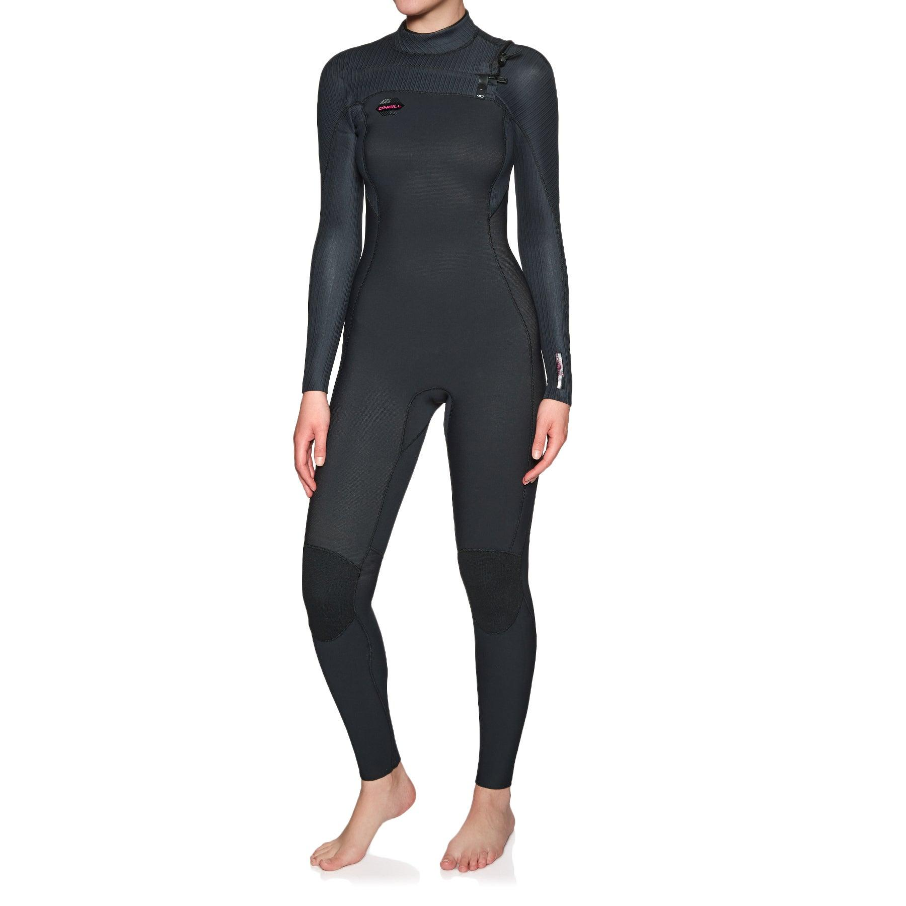 O'Neill Hyperfreak 3/2mm Chest Zip Full Wetsuit