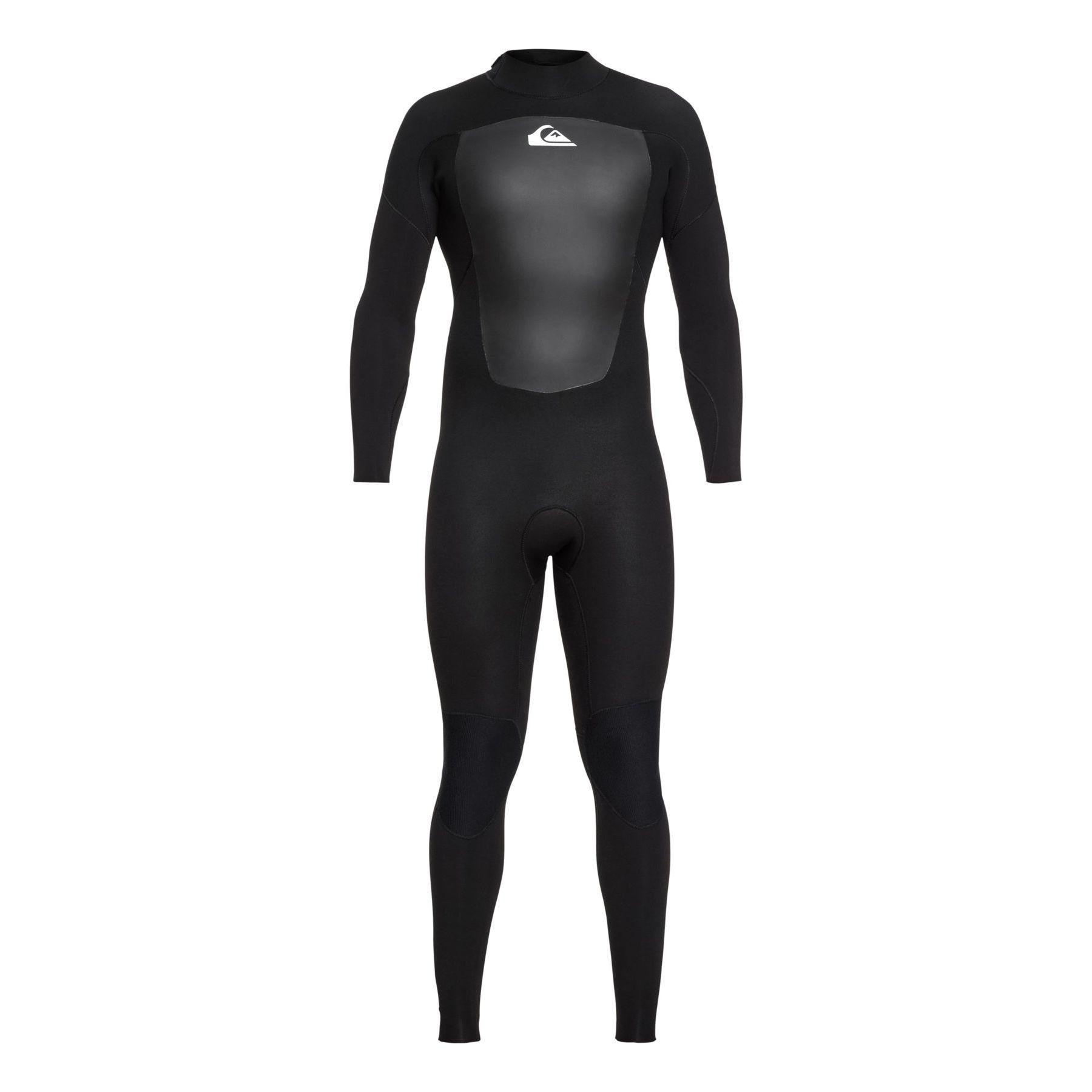 Quiksilver Prologue 5/4/3mm Back Zip Wetsuit