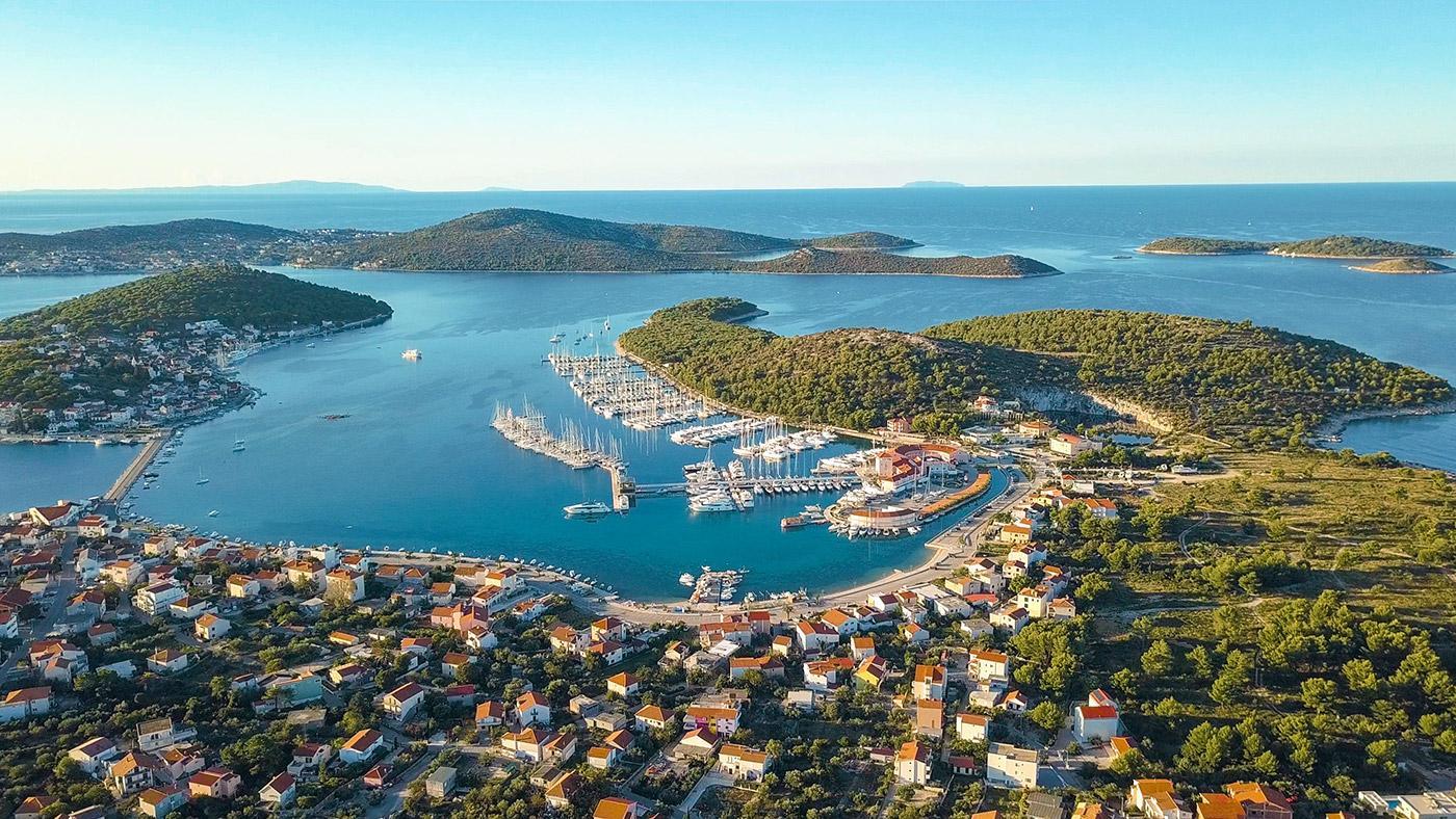 ACI marina Croatia