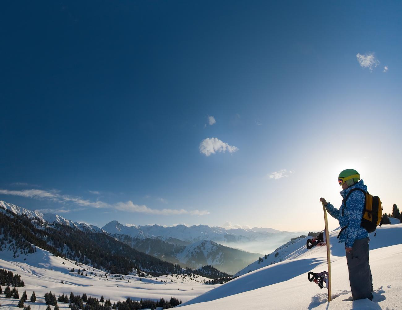 Grindelwald ski resort