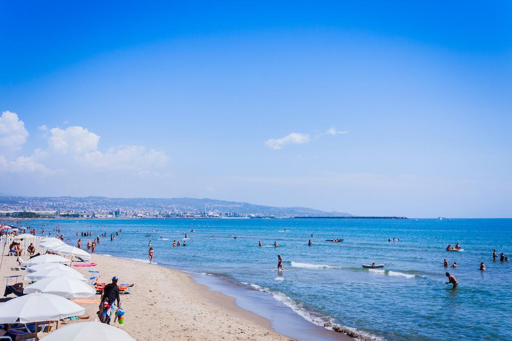 Playa Catania, Sicily