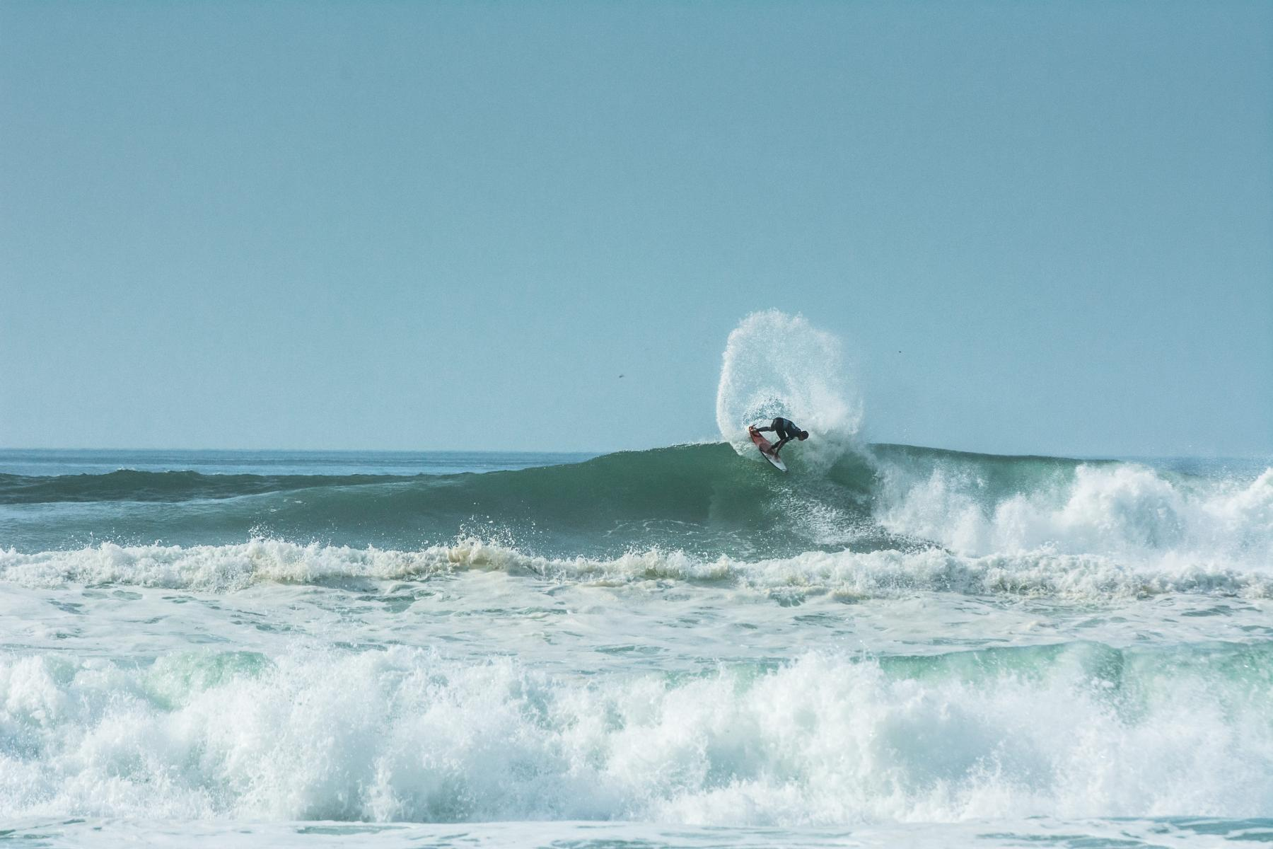Best beginner beach - Hossegor