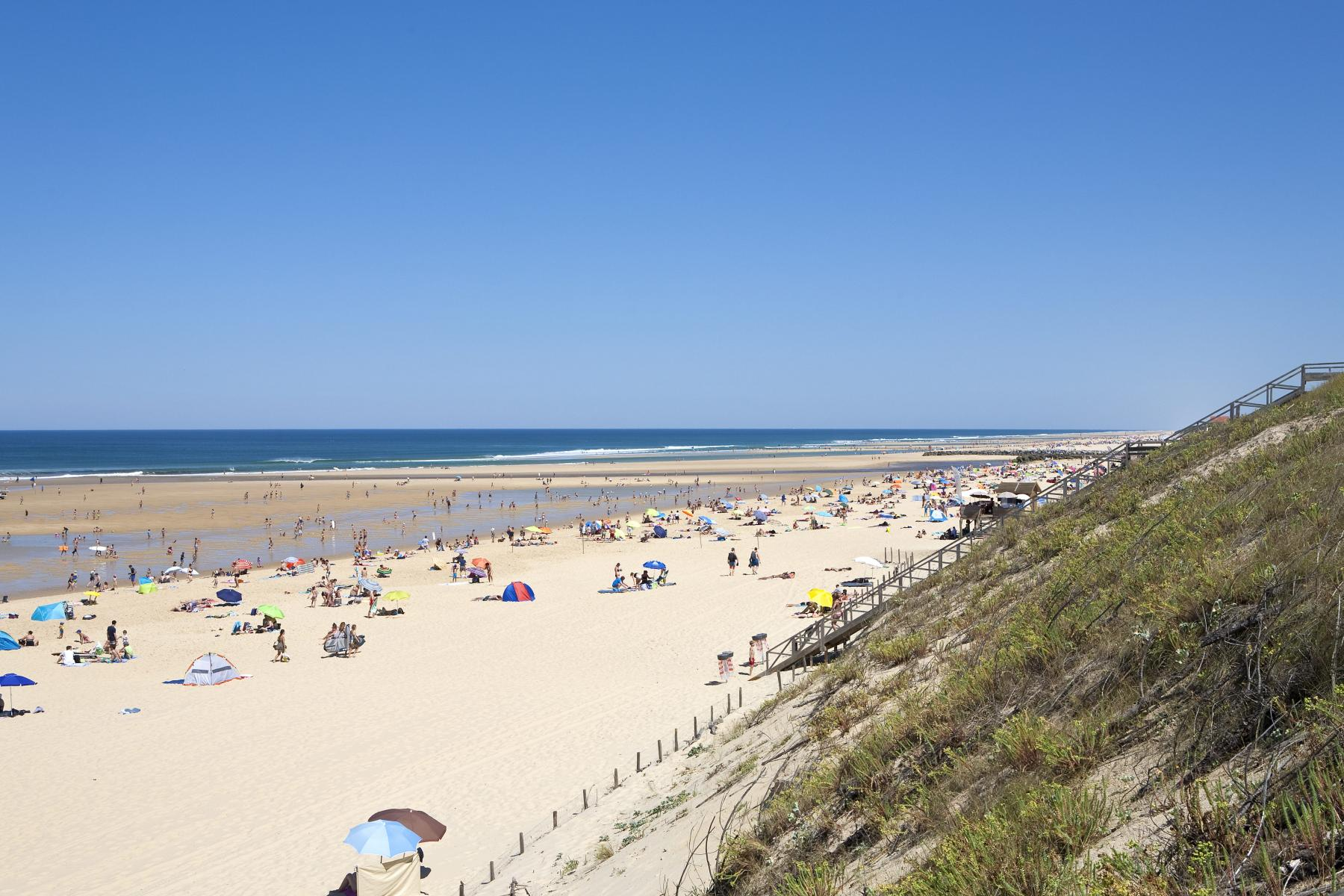 Best intermediate beach - Landes