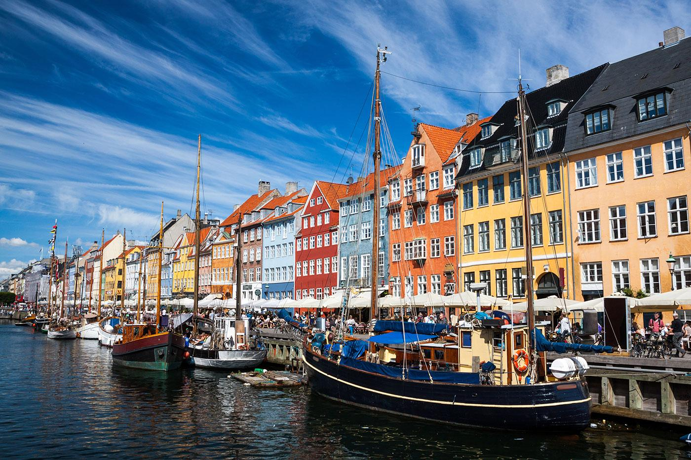 Sailing in Denmark