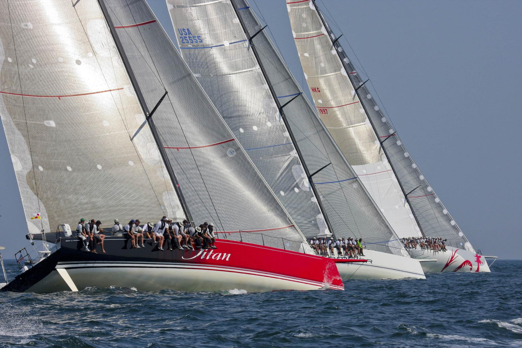The Transpacific Yacht Race