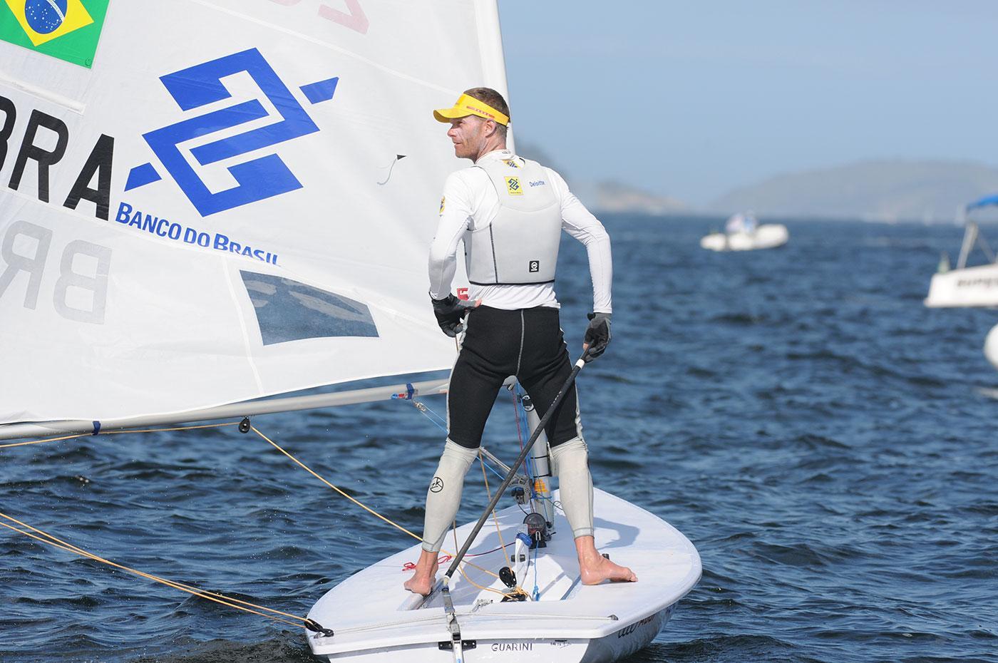 Olympic sailing 49er