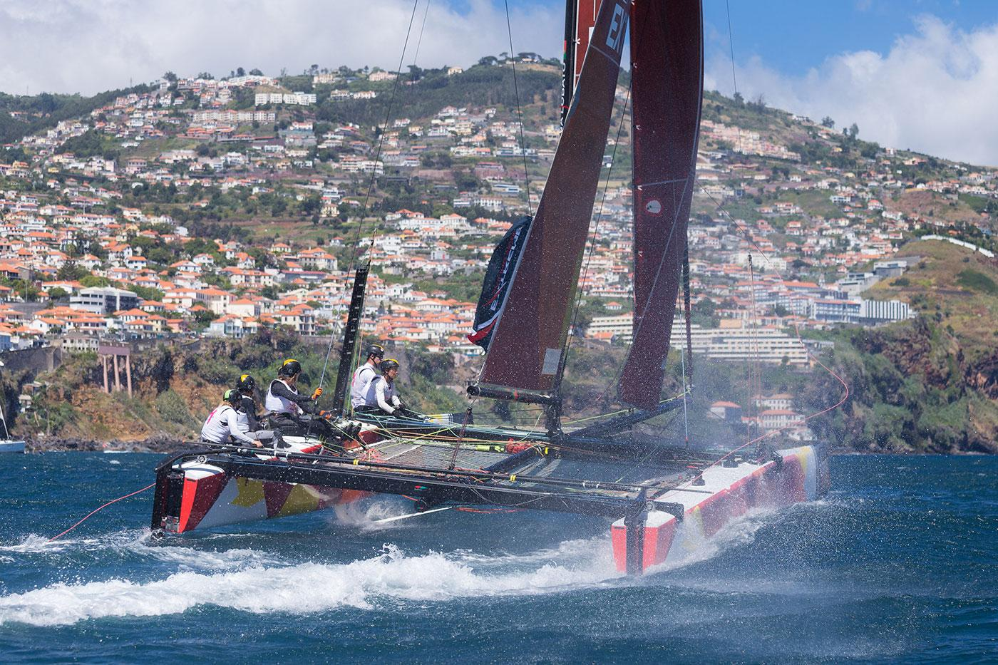 America's Cup is the professional sail racing