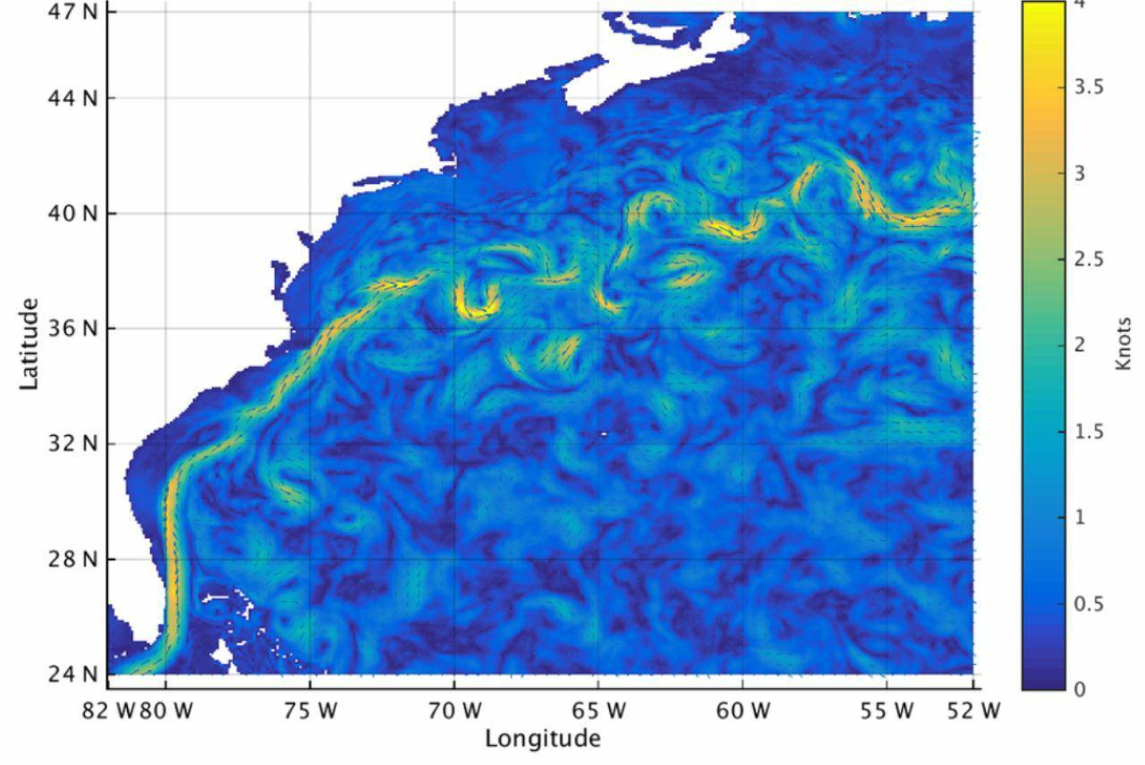 Oceanic model | RTOFS