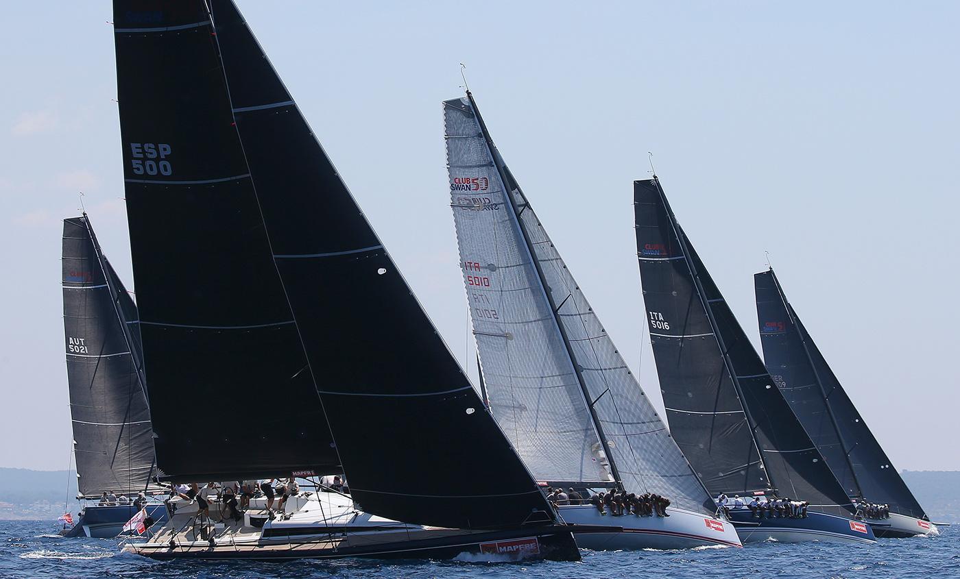 Copa del Rey MAPFRE regatta