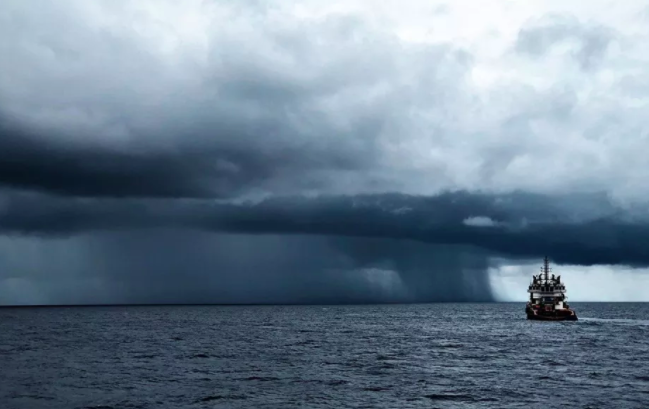 Why do sailors, fearing thunderstorms, check CAPE?