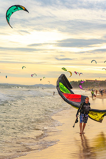 Kiteboarding WA Cabrinha State Wave Titles 2019