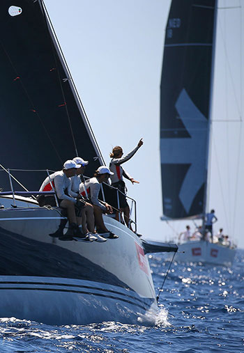 The Nile International Sailing Opti Race