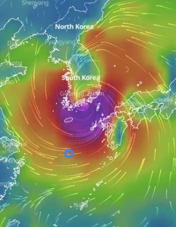 Typhoon Maysak 2020 Passes Eastern Asia With Destruction and Fatalities, But Over