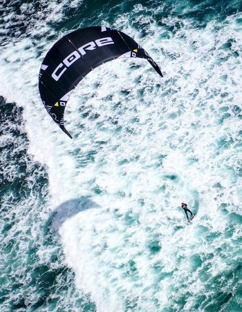 Top-5 spots for kitesurfing from Ben Beholz