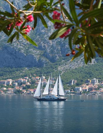Sailing routes in the Mediterranean for Inexperienced Skippers