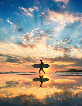 Surfing in Asia: best spots and destinations