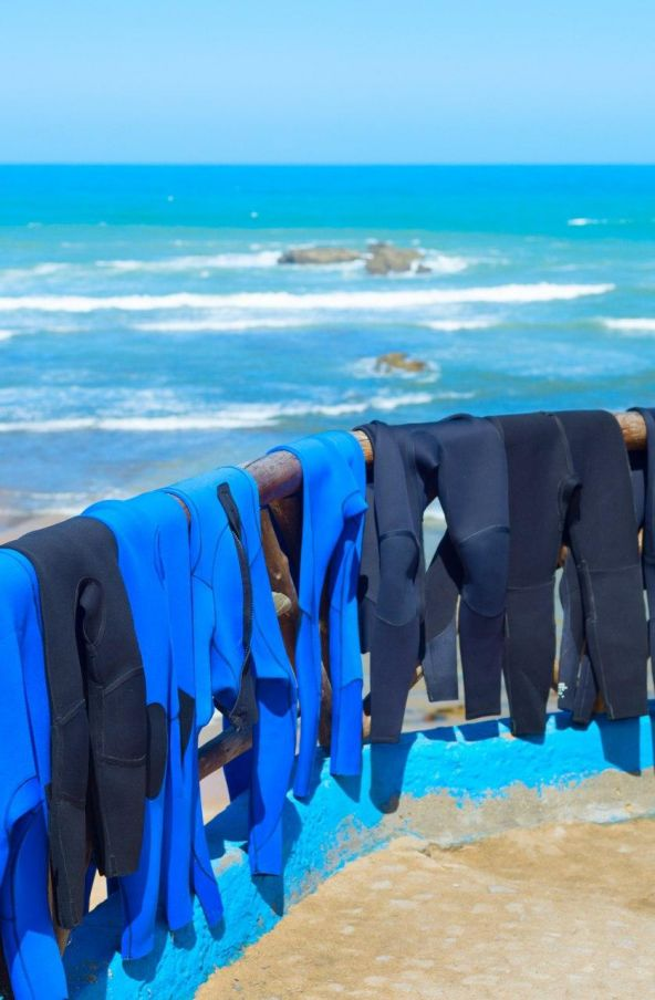How to choose the right wetsuit