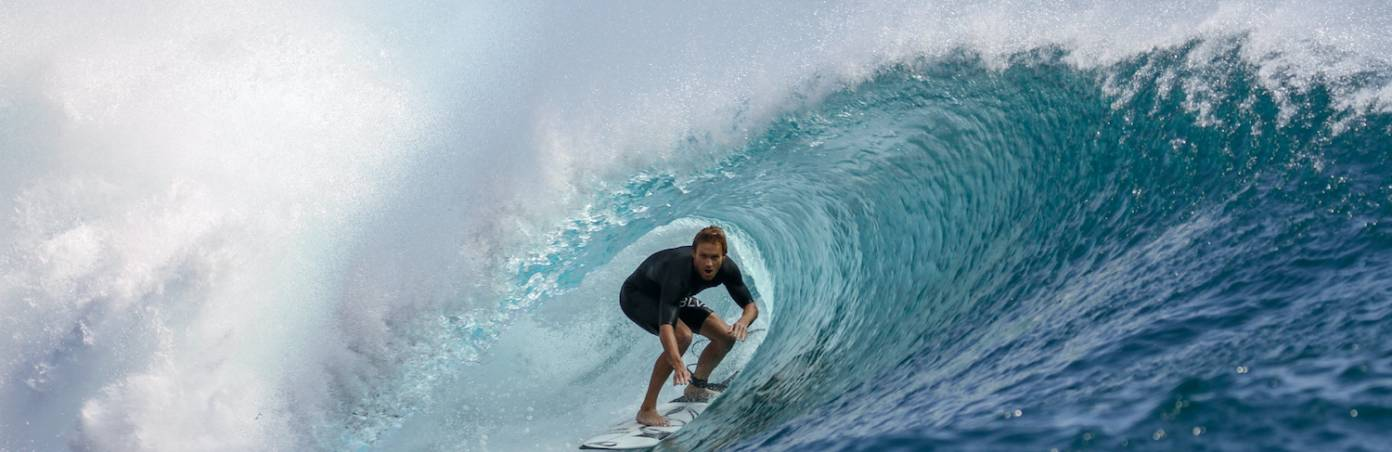 """Surfing is about connection with nature"". Interview with Canadian surfer Mac Pridham"