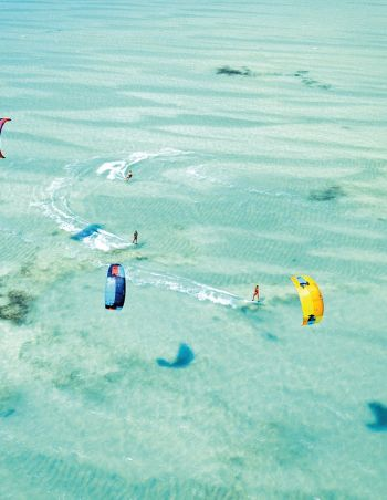10 Best Spots for Kitesurfing Worldwide: the Lockdown Is Over!