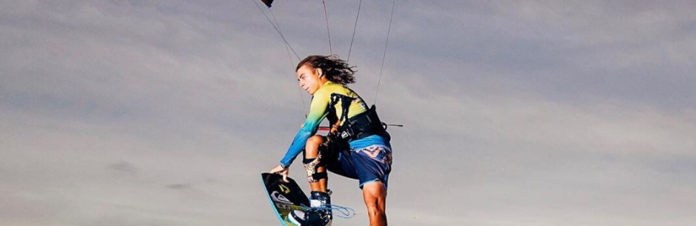 Top-10 movies about kiteboarding to watch while you stay home by Artem Garashchenko