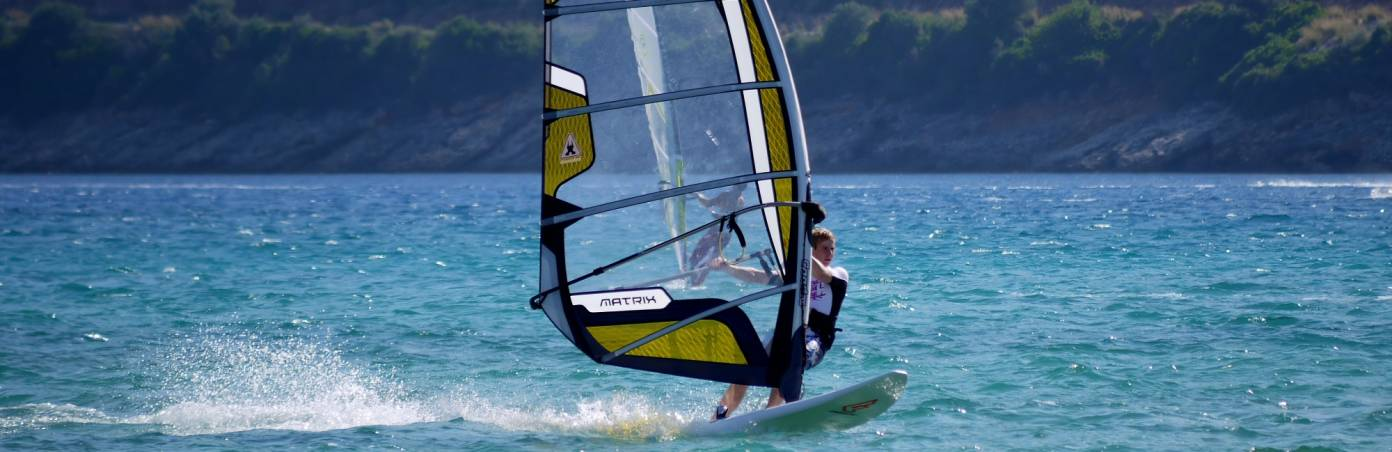 What are the different types of windsurf sails on the market - Windy.app