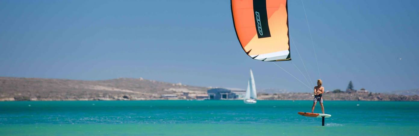 3 questions for Abel Lago, kitesurfing world champion